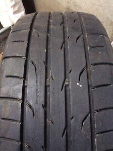 195/50R16 DUNLOP all-season tire 1