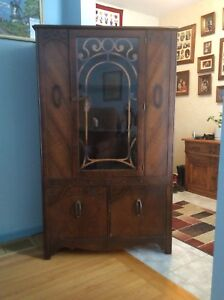 SOLD :  China Cabinet for Sale