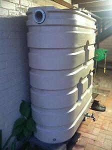 Bushmans 1,150 Litre Slimline Water Tank New Lambton Newcastle Area Preview