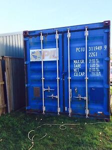 Shipping Container Sandgate Brisbane North East Preview