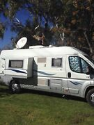 2011 Fiat Ducato Paradise Oasis Motorhome  Sheidow Park Marion Area Preview
