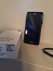 SAMSUNG NOTE5 64GB **ROGERS**
