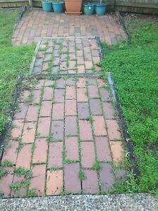 Pavers - free to dig out and take away! Daisy Hill Logan Area Preview