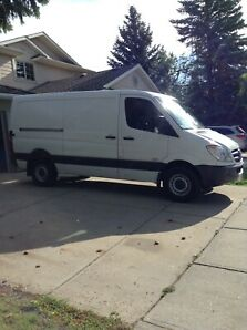 2012 Mercedes Benz Sprinter