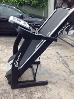 Treadmill near new