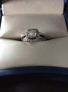 Diamond Engagement. Ring