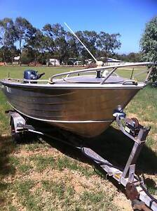 Savage Gannet 40HP 4 stroke Geraldton Geraldton City Preview