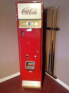 1960 cavalier coke machine