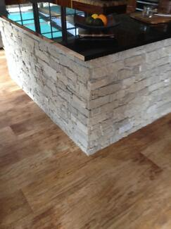 Granite rock panels enough for 4 square metre feature wall Sorell Sorell Area Preview