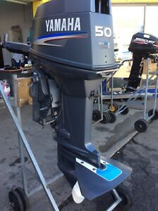 50hp Yamaha Outboard Motor 3cyl S2799 Southport Gold Coast City Preview
