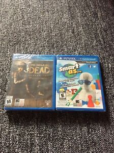 2 BRAND NEW PS VITA GAMES AVAILABLE
