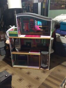 Large Barbie house for sale