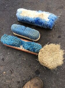 Car or house brushes