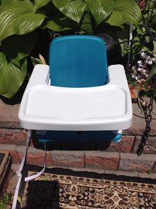 Excellent feeding chair booster that can be dismantled $20