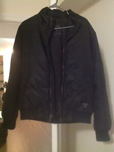 Black Guess Winter Jacket mint condition