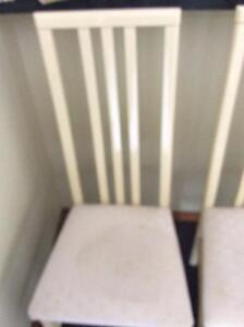 Dining chairs   X 6  $20 each Seaford Rise Morphett Vale Area Preview