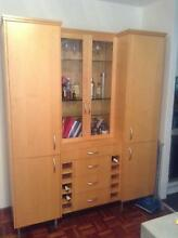 Large  bar and pantry cupboard Taylors Hill Melton Area Preview