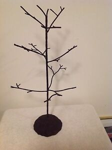 Great Metal Decorative Tree 23in High
