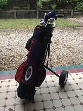 Kids Golf Clubs and Bag Maudsland Gold Coast West Preview