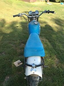 1976 Honda XL250 For Parts Or Project
