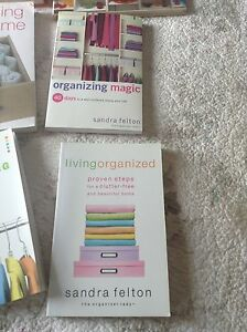 Declutter Collection - large lot of 6 books!