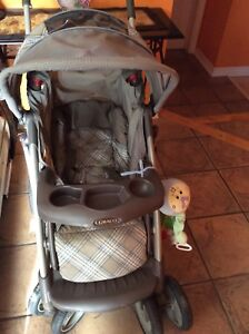 Graco Stroller and Baby seat