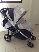 *STRIDER PLUS DOUBLE PRAM*GREAT FOR NEW BORN,TODDLER OR TWINS* Moorooka Brisbane South West Preview