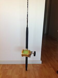 Penn 50SW Rod and Reel Beresford Geraldton City Preview
