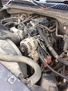 2004 Engine, Trani and Transfer Case, 4.8, 4x4 905-853-3222