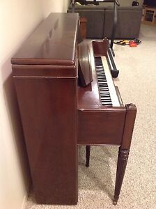 REDUCED Great starter/student piano for sale