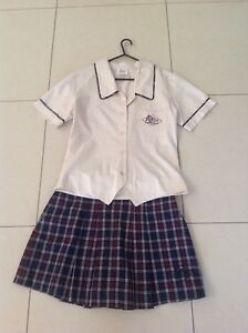 Robina State High School girls uniform Mudgeeraba Gold Coast South Preview