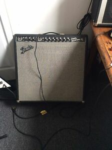 Fender super reverb for trade