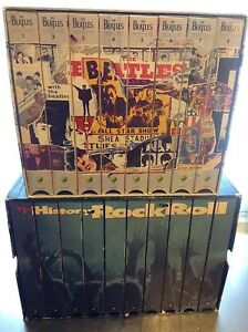 BEATLES ANTHOLOGY & HISTORY OF ROCK & ROLL
