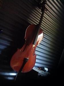 Cello for beginner Norton Summit Adelaide Hills Preview