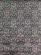 New Large Tapestry Black NZ Plush Wool Viscose Floor Rugs Melbourne CBD Melbourne City Preview