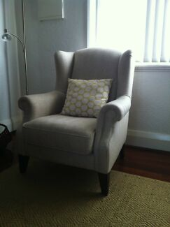 Large classic armchair