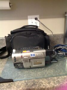 Sony  Video 8 xr Camcorder