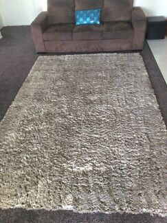 Large Unitex High Pile Shag Rug