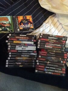 PS2 am few PS1 games forsale