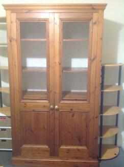 Real Baltic wood cabinet Glengowrie Marion Area Preview