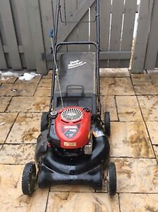 Craftsman 6.50 gas lawn mower