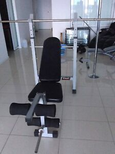 Gym biggera waters