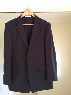 Suit - Pin Stripe (Jacket plus two pants) Eleebana Lake Macquarie Area Preview