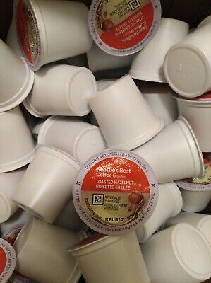 Seattle's Best Coffee Toasted Hazelnut Coffee Keurig K-Cup Cups 50 Ct BB