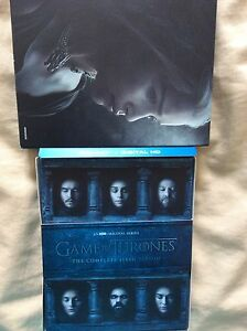 Game of Thrones Season 6 Blue ray and digital HD