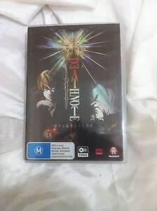 death note anime complete dvd Pakenham Cardinia Area Preview