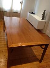 Antique Chinese Elm Wooden Dining Table - excellent condition Malvern Stonnington Area Preview