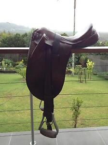 Dennis Jackson 15 inch stock saddle Coffs Harbour Coffs Harbour City Preview