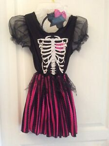 Costume d'Halloween pour petite fille NEUF, style Monster High