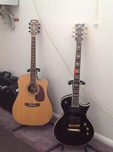 Wanted guitars, electric, acoustic, bass guitars Victoria Point Redland Area Preview